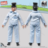 Bus Playset for 8 Inch Retro Figures: Batlab With Exclusive Penguin Figure - Worlds Greatest Superheroes