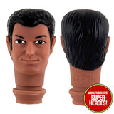 "Montgomery Ward Bruce Wayne Mego Repro Head For Custom 8"" Action Figure"