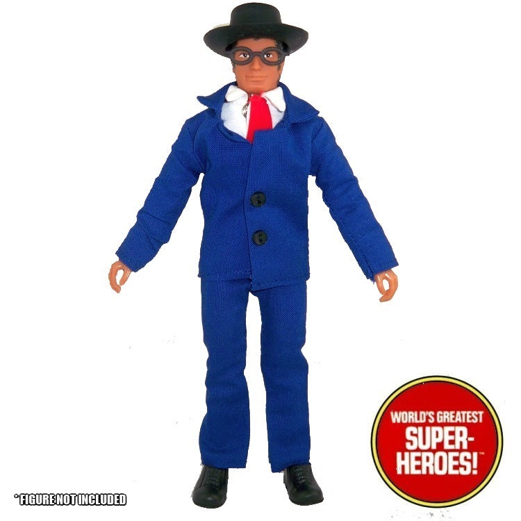 "Montgomery Ward Clark Kent Mego Complete Repro Outfit For 8"" Action Figure"