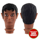 "Montgomery Ward Dick Grayson Mego Repro Head For Custom 8"" Action Figure"