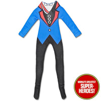 "Mad Monsters: Dracula Outfit Mego Reproduction for 8"" Action Figure - Worlds Greatest Superheroes"