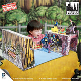 Batman Batcave Mego Retro Playset for 8 Inch Figures - Worlds Greatest Superheroes