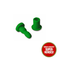 "Green Goblin Knee Pin Mego Replacement Set for 8"" Action Figure - Worlds Greatest Superheroes"