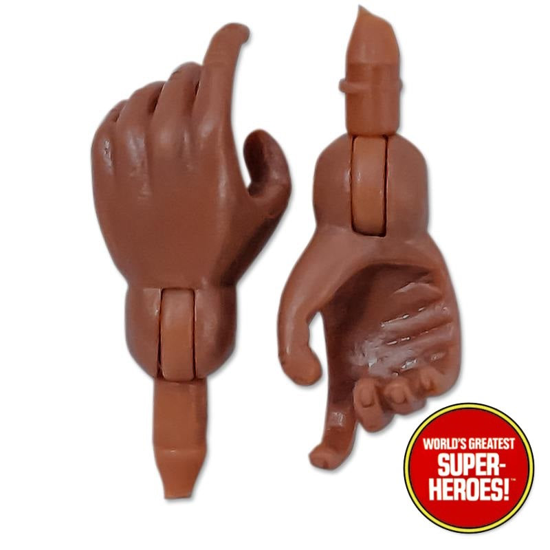 "Type S Bandless Male Body Brown Trigger Finger Hand Upgrade 8"" Action Figure"