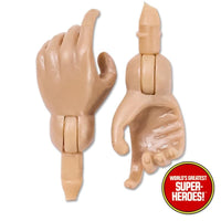 Mego Retro Type S Bandless Male Body Trigger Finger Hand Upgrade 8