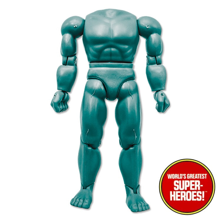 "Hulk Mego Body Upgrade for World's Greatest Superheroes 8"" Action Figure - Worlds Greatest Superheroes"