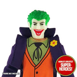 "Joker Flower Mego Vinyl Die Cut Custom Decal Emblem Sticker for WGSH 8"" Figure - Worlds Greatest Superheroes"