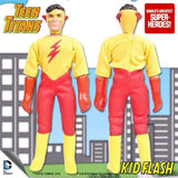 "Kid Flash Red Gloves Mego World's Greatest Superheroes Repro for 7"" Action Figure - Worlds Greatest Superheroes"