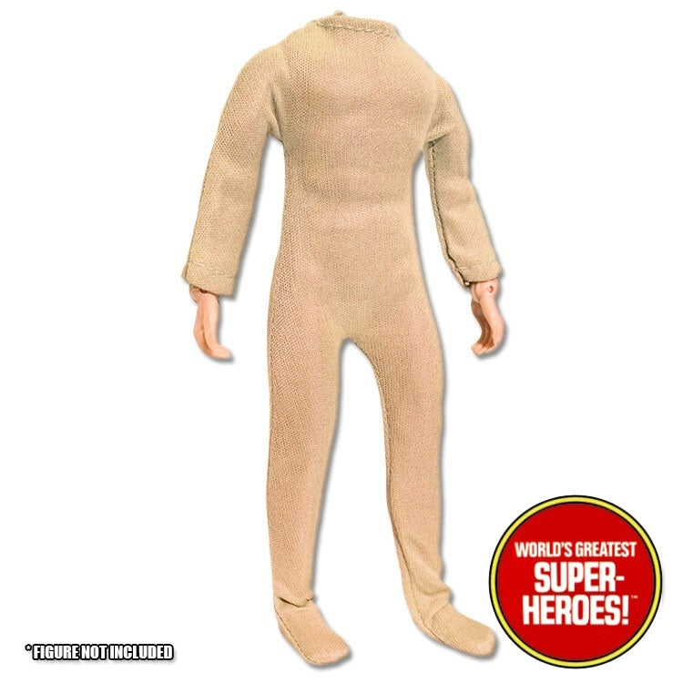 "Tarzan Body Suit Mego World's Greatest Superheroes Repro for 8"" Action Figure - Worlds Greatest Superheroes"