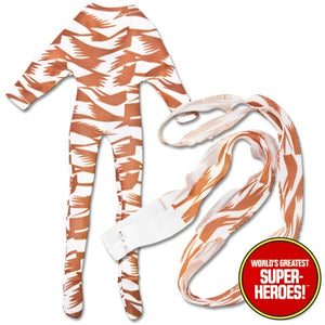 "Mad Monsters: Mummy Outfit Mego Reproduction for 8"" Action Figure - Worlds Greatest Superheroes"