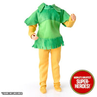 "Merry Men: Robin Hood Outfit Mego Reproduction for 8"" Action Figure - Worlds Greatest Superheroes"
