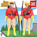 "Speedy Outfit Mego World's Greatest Superheroes Repro for 7"" Action Figure - Worlds Greatest Superheroes"