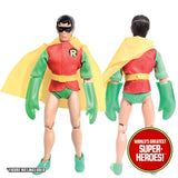 "Robin Green Trunks Mego World's Greatest Superheroes Repro for 8"" Action Figure - Worlds Greatest Superheroes"