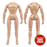 "Type S Male Flesh Tone Bandless Body 8"" Action Figure"