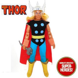 "Thor Mego World's Greatest Superheroes 8"" Action Figure - Worlds Greatest Superheroes"