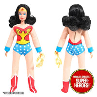 "Wonder Woman JLA Complete Mego Repro Outfit For 8"" Action Figure - Worlds Greatest Superheroes"