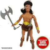 "Conan Brown Fur Trunks Mego World's Greatest Superheroes Repro for 8"" Action Figure"