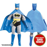 "Batman Complete Mego WGSH Repro Outfit For 8"" Action Figure - Worlds Greatest Superheroes"