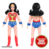 "Wonder Woman Complete Mego WGSH Repro Outfit For 8"" Action Figure - Worlds Greatest Superheroes"