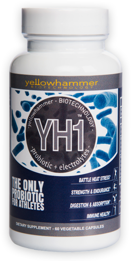 YH1 - Probiotic for Athletes and Non-Athletes