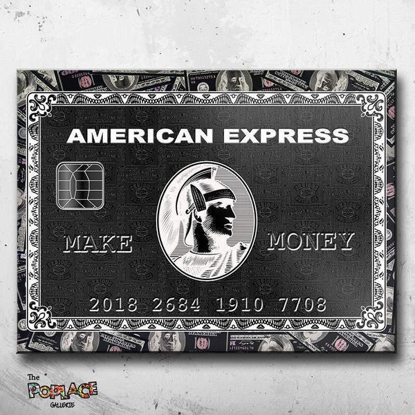 AMEX CASH BLACK thepoplace
