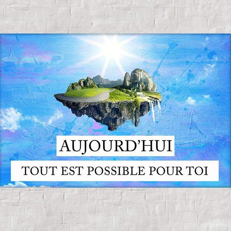 Tableau Motivation Tout Est Possible