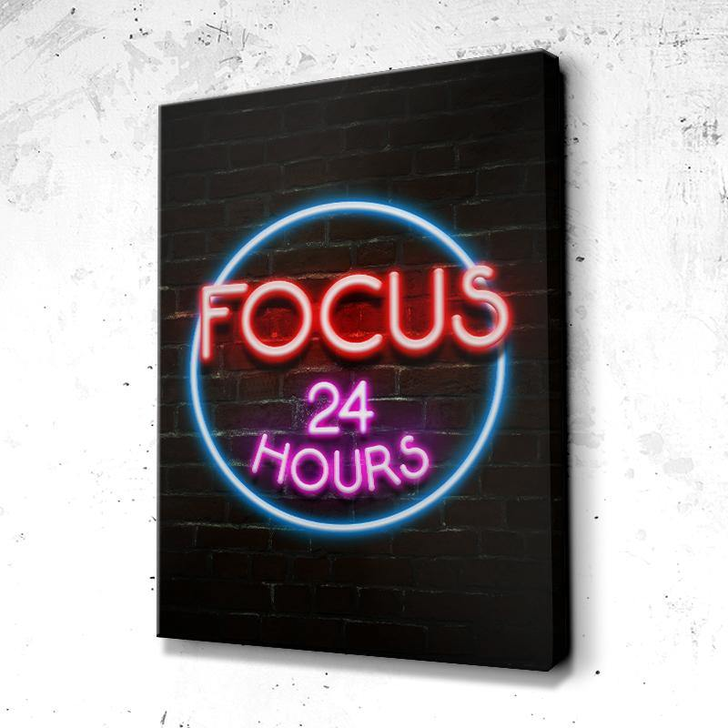 Tableau Motivation Focus 24h
