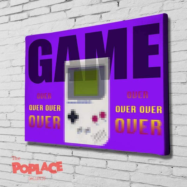 GAME OVER thepoplace