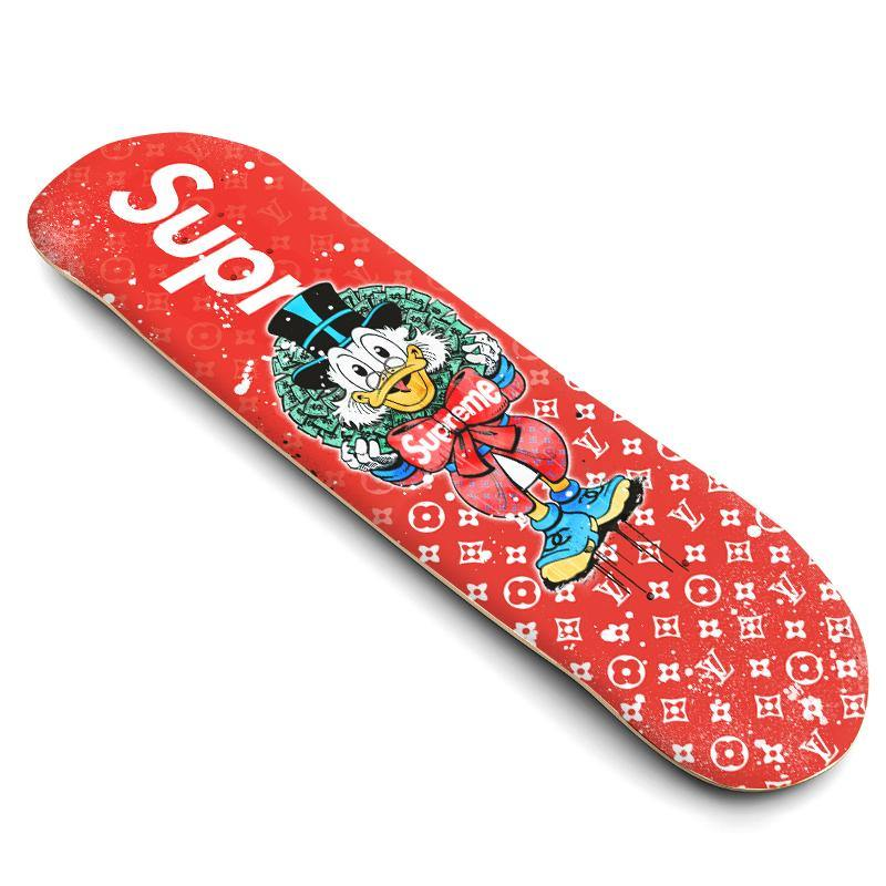 Skate Red Sup