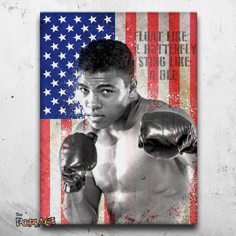 Tableau Mohamed Ali USA
