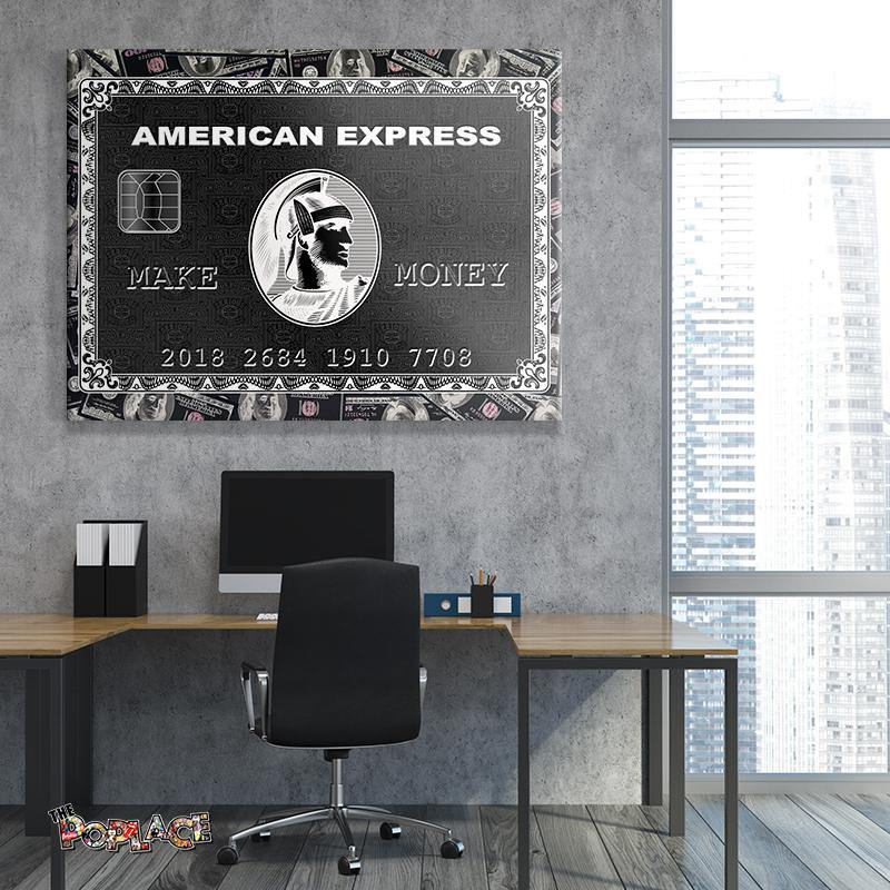 Tableau Amex cash black