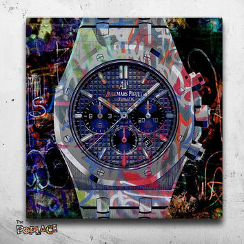 Tableau AUDEMARS COLOR STREET