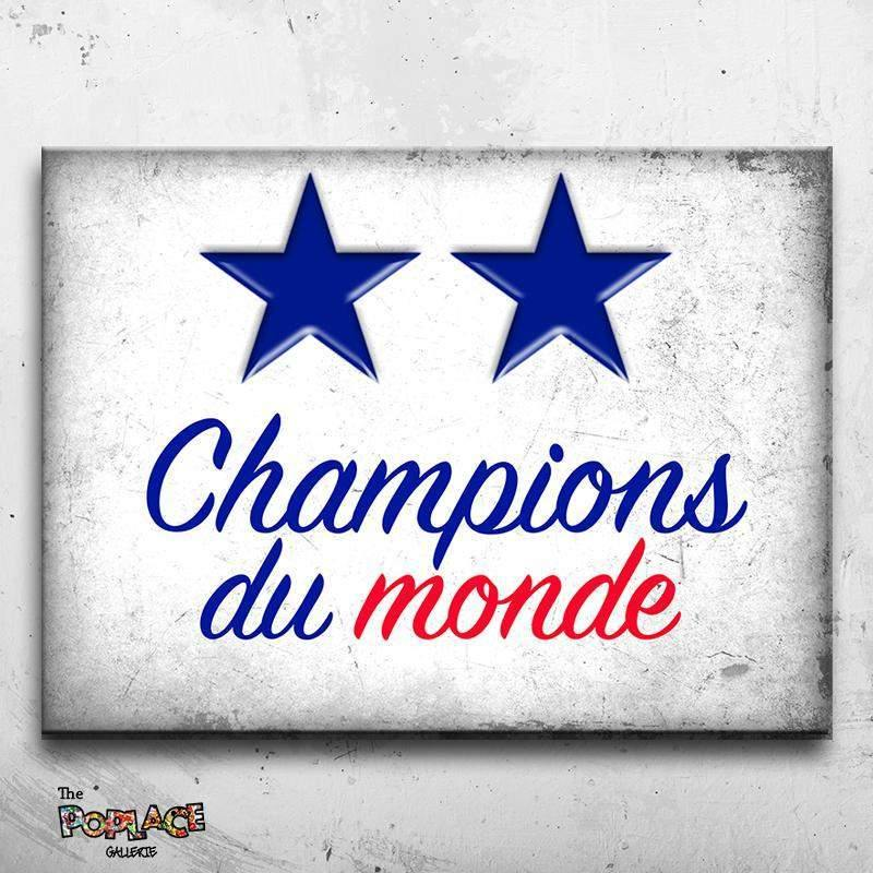 Tableau Champion Star