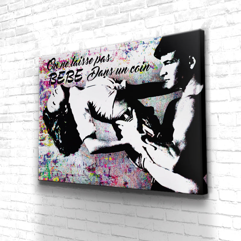 Tableau Dirty Dancing Bb Mur