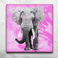 Tableau ELEPHANT FLASHY
