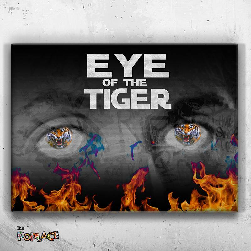 Tableau Motivation Eye Of The Tiger