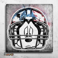 Tableau MICKEY FOOTBALL AMERICAIN
