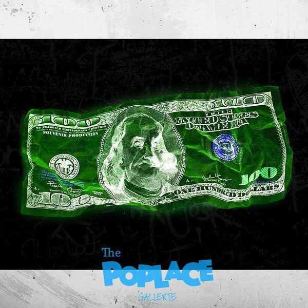 GREEN MONEY thepoplace