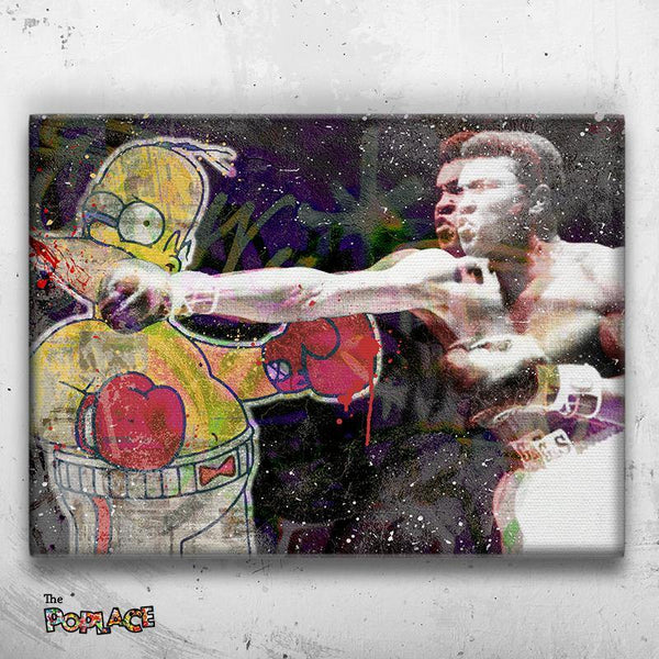 Tableau HOMER MOHAMED ALI