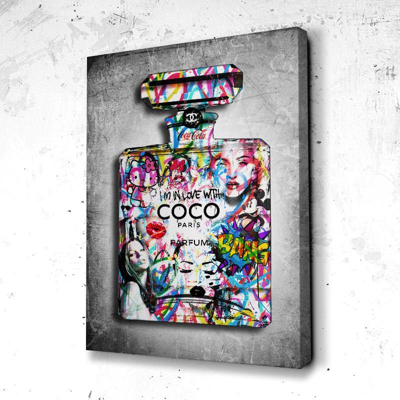 Tableau In Love With Coco