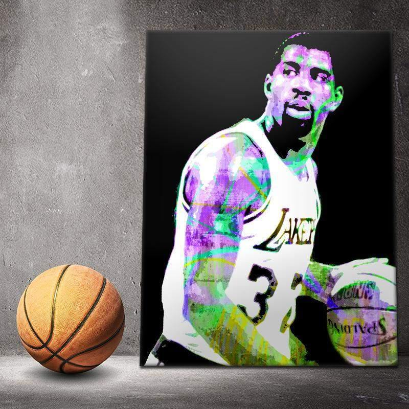 Tableau MAGIC JOHNSON