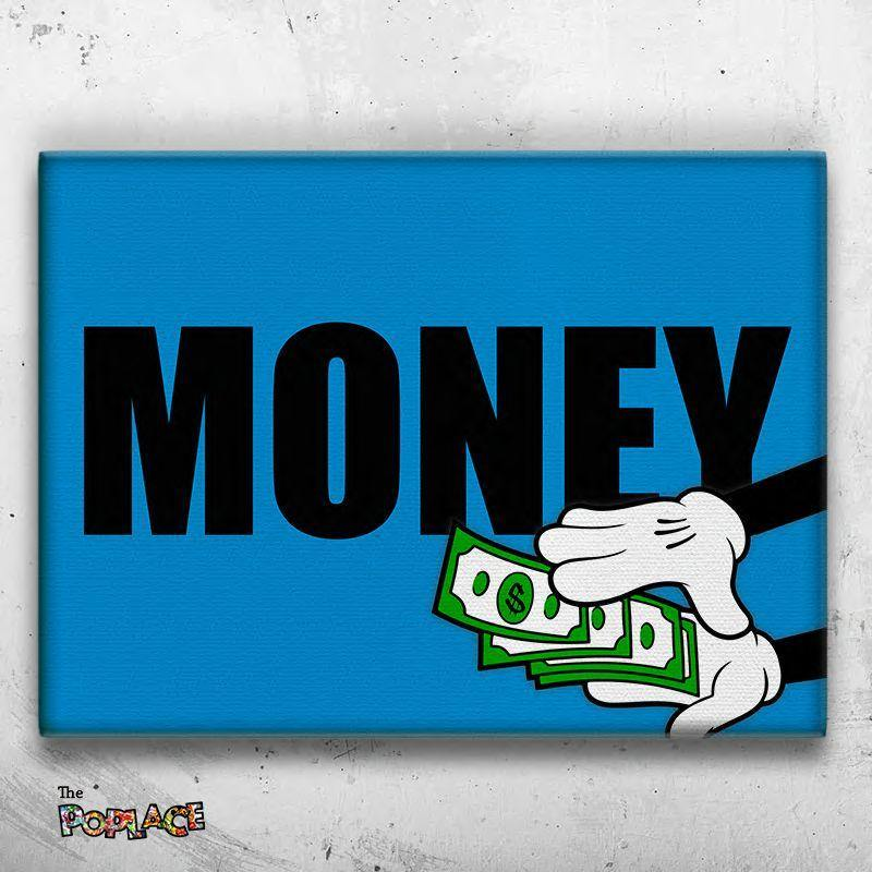 Tableau Money Mickey
