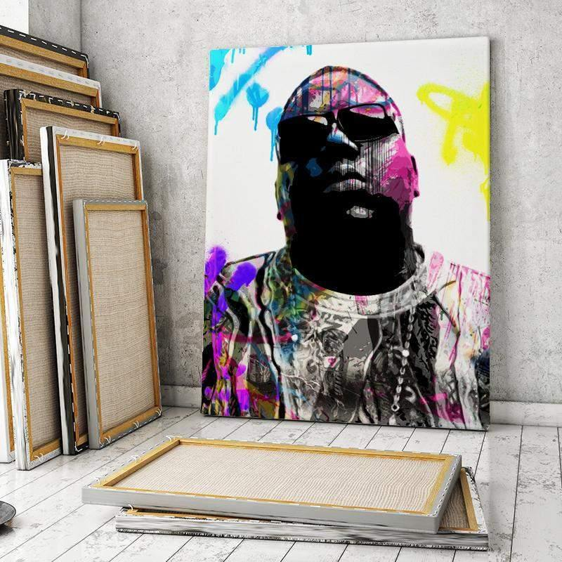 Tableau THE NOTORIOUS B.I.G.