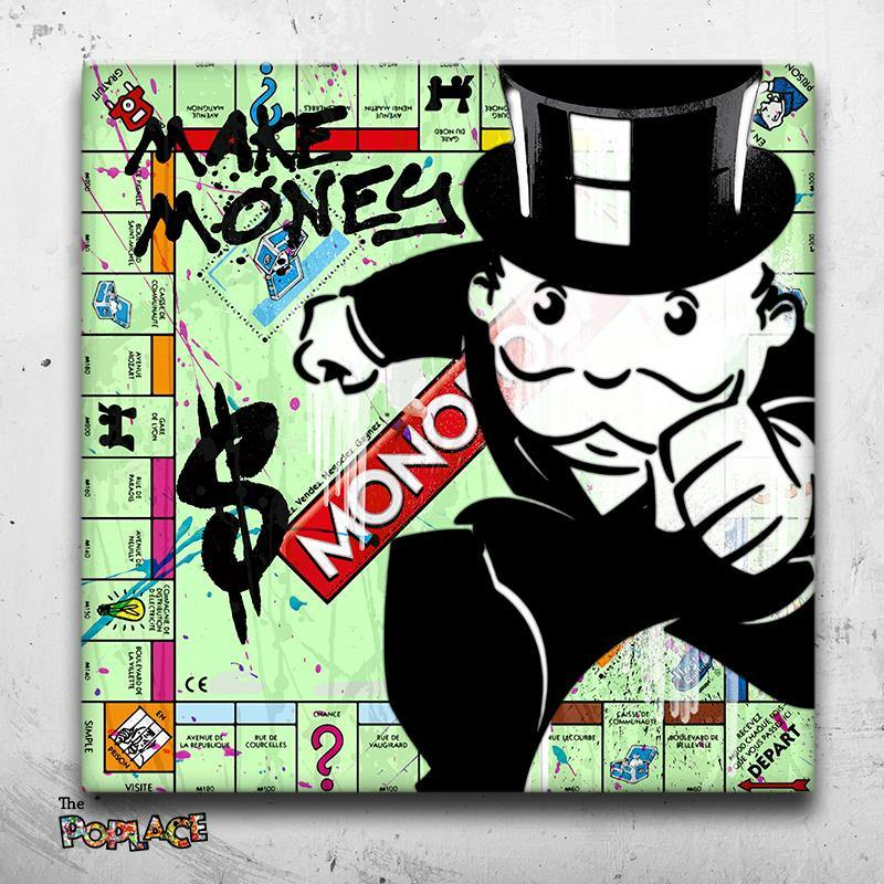 Tableau Monopoly Make Money