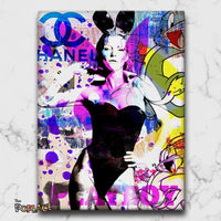 Tableau KATE MOSS PLAYBOY