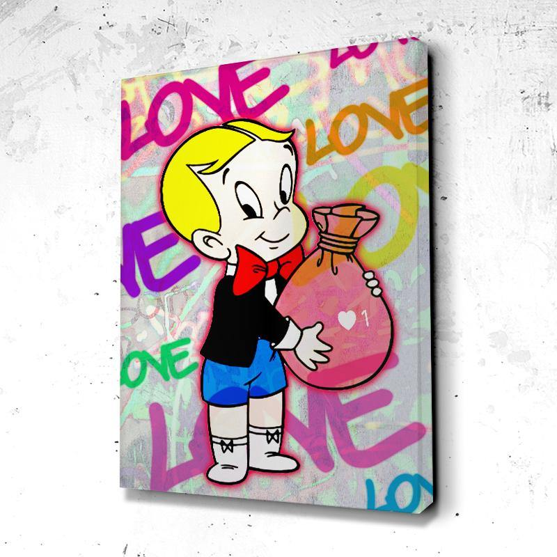 Tableau Richie Rich Loves