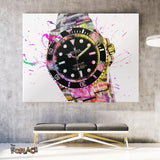 Tableau ROLEX POP SPLASH