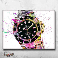 Tableau ROLEX POP SPLASH thepoplace
