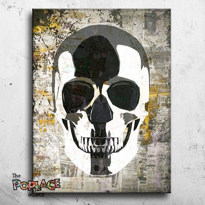SKULL PAPER thepoplace