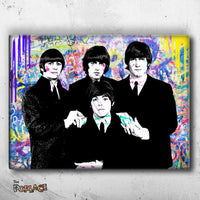 Tableau THE BEATLES
